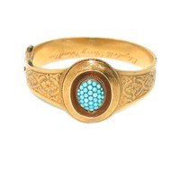 The Best of Victorian in a Hinged Bangle