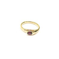 Tiffany & Co 18kt Ruby Ring